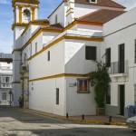 Rehabilitacion y Pintura de Iglesia Agustinas Recoletas de Chiclana Año 2003
